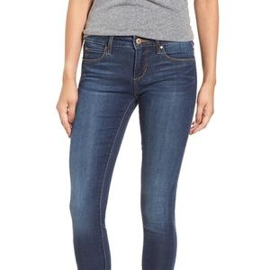 Articles of society Dark wash skinny jeans 24